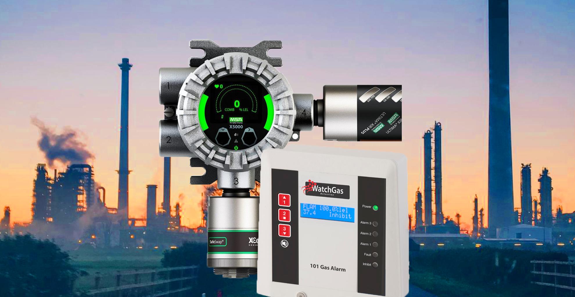 fixed 7solutions - Vast opgestelde gas detectie   Draagbare gas detectie   Lekdetectie en Draadloze gas detectie