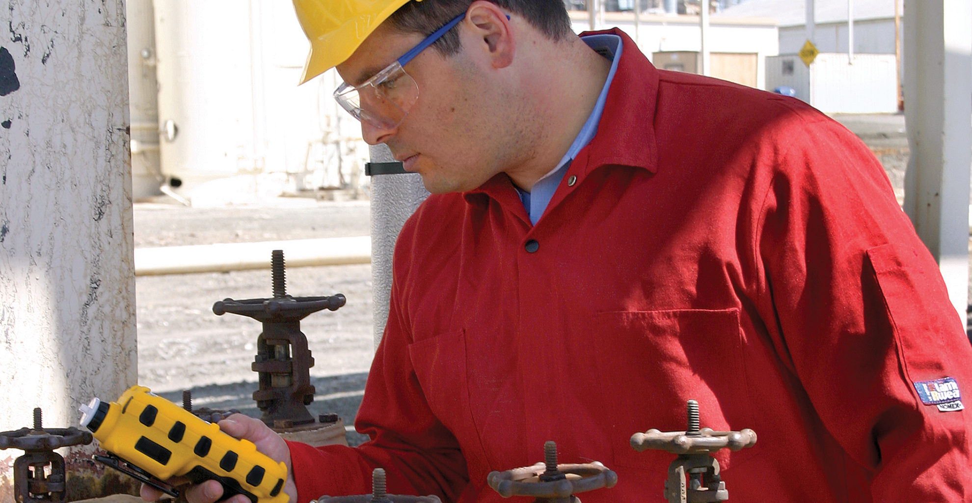portable 7solutions - Vast opgestelde gas detectie   Draagbare gas detectie   Lekdetectie en Draadloze gas detectie